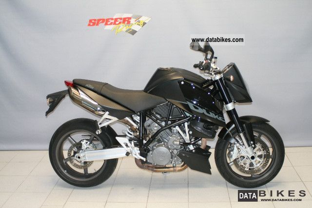 2007 KTM  990 Super Duke from the dealer with warranty Motorcycle Super Moto photo