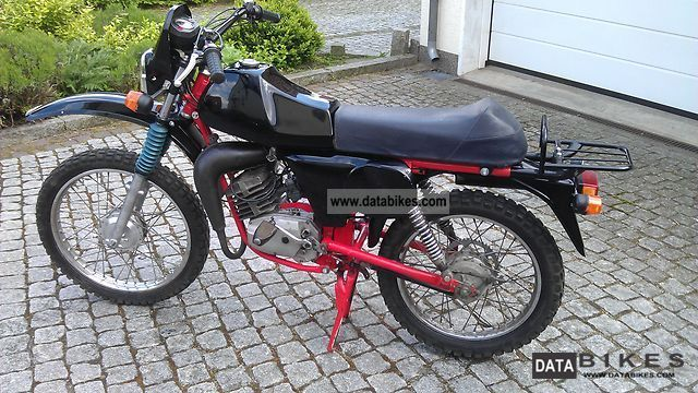 1989 KTM  Bora 25 Motorcycle Motor-assisted Bicycle/Small Moped photo