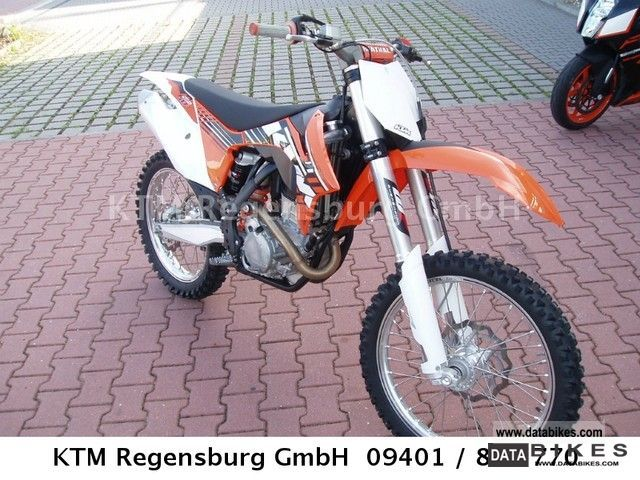 2011 KTM  250 SX-F / 2012 / TOP CONDITION! Motorcycle Motorcycle photo