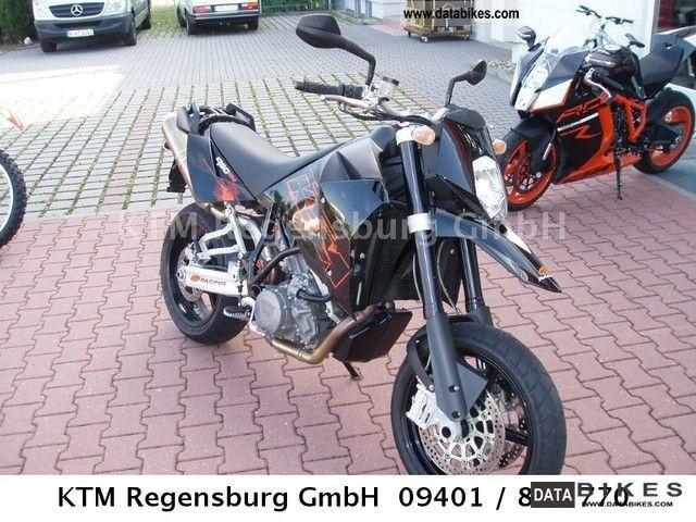 KTM  950 SM 2007 Super Moto photo