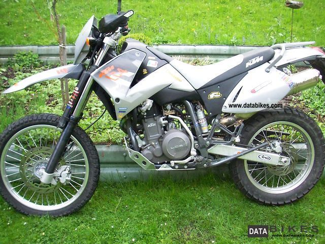 2000 KTM  LC 4 Motorcycle Motorcycle photo