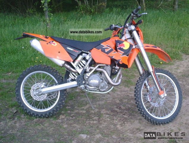 2004 ktm 450 exc. Black Bedroom Furniture Sets. Home Design Ideas