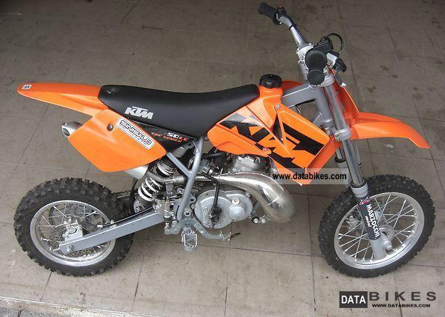 2003 KTM 50 LC per senior