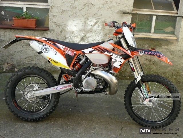 2011 KTM  300 EXC Motorcycle Enduro/Touring Enduro photo