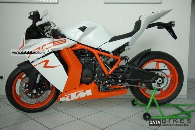 2012 KTM  1190 RC8 R New Vehicle Motorcycle Sports/Super Sports Bike photo