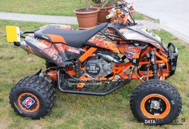 2010 KTM 505SX