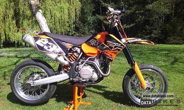 2007 KTM  450 SMR Motorcycle Super Moto photo