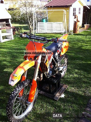 2005 KTM  Sx 85 bullgear Motorcycle Other photo