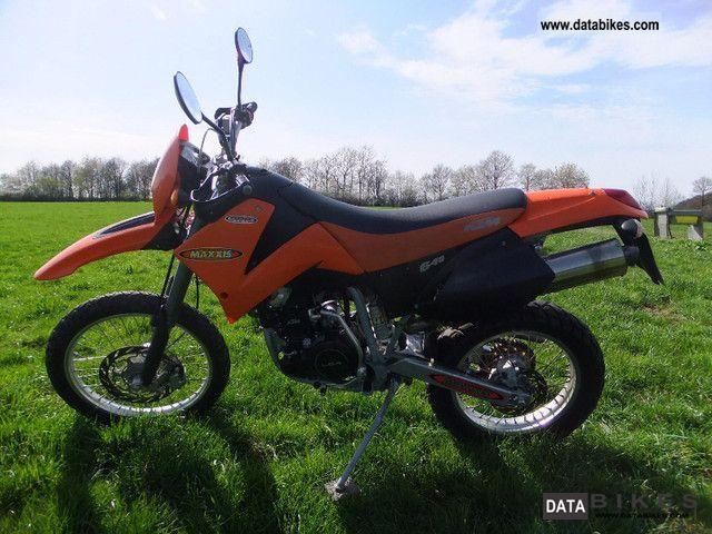 2001 KTM  LC4 640 Motorcycle Enduro/Touring Enduro photo
