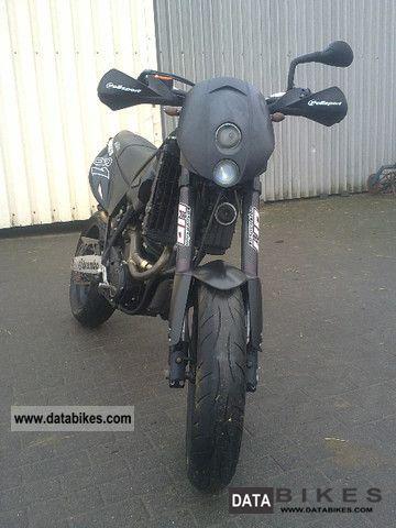 2003 KTM  Duke II Motorcycle Motorcycle photo