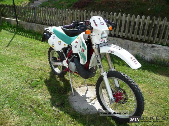 1992 KTM  300 gs Motorcycle Enduro/Touring Enduro photo