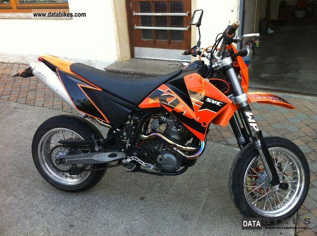2007 Ktm Bc4 660 Smc Smc