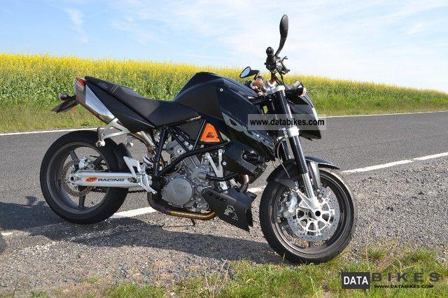 2007 KTM  Super Duke 990 Motorcycle Streetfighter photo