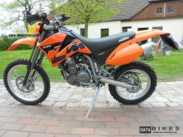 KTM  625 sxc 2007 Enduro/Touring Enduro photo