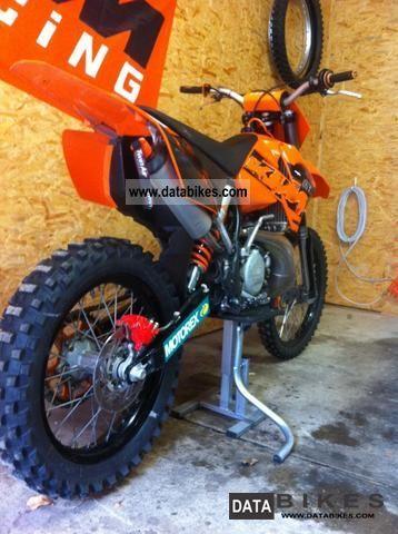 2001 Ktm Exc Sx 250
