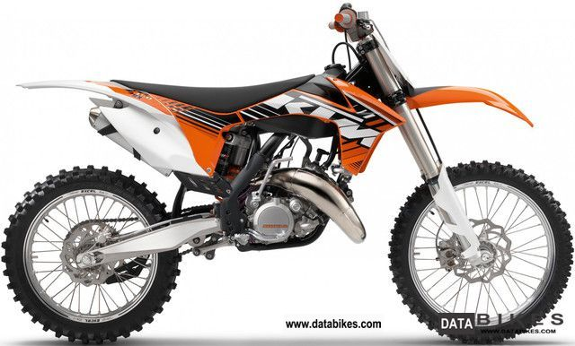 2011 KTM  150SX Motorcycle Rally/Cross photo