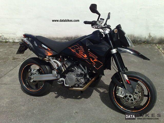2008 KTM  950 Motorcycle Motorcycle photo