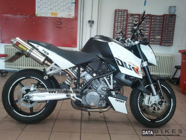 2007 KTM  Great duke Motorcycle Naked Bike photo
