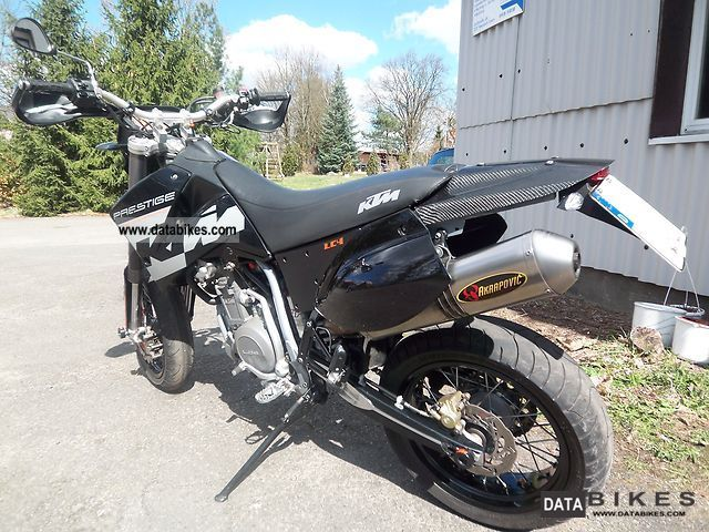 2004 KTM  LC4 640 SM Prestige Motorcycle Super Moto photo