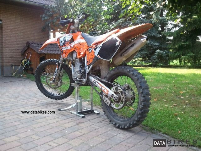 2002 KTM  SX Motorcycle Rally/Cross photo