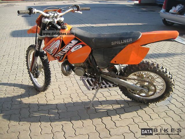 KTM  EXC 250 2008 Enduro/Touring Enduro photo