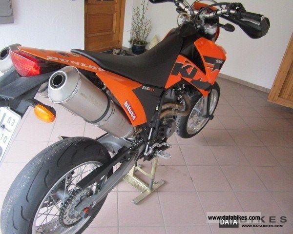 2005 Yamaha XT 660 X Supermoto Racing SR-Magura Dynojet