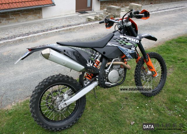 KTM  EXC-R 530 2008 Enduro/Touring Enduro photo
