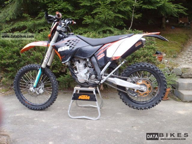 2010 KTM  EXC-F 250 Motorcycle Other photo
