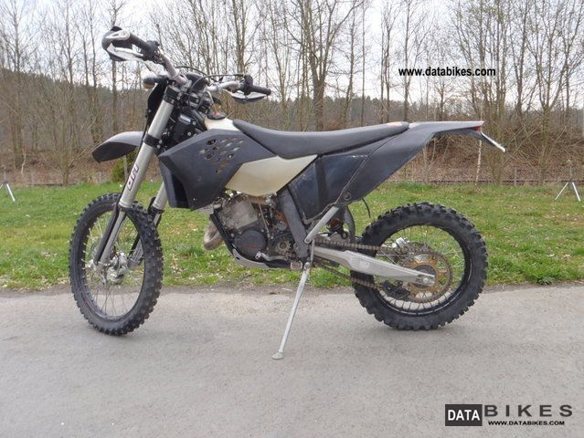 2009 KTM  EXC 125 Motorcycle Other photo