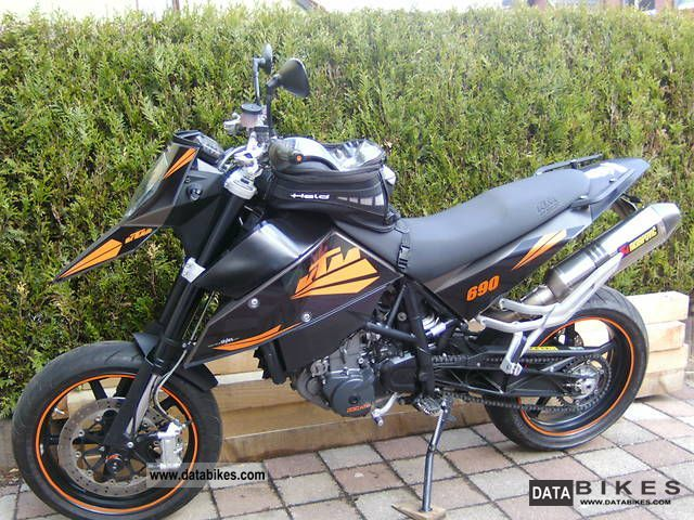 2007 KTM  LC4 690 Prestige Motorcycle Super Moto photo
