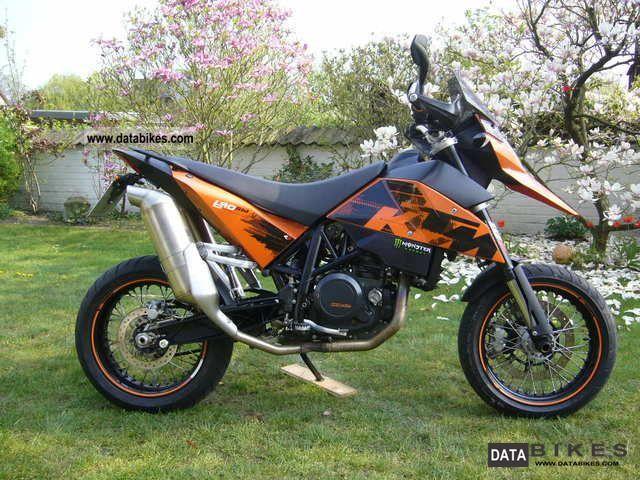 2007 Ktm Sm 690