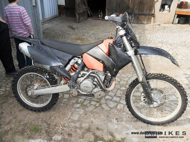 2006 KTM  SX Motorcycle Rally/Cross photo