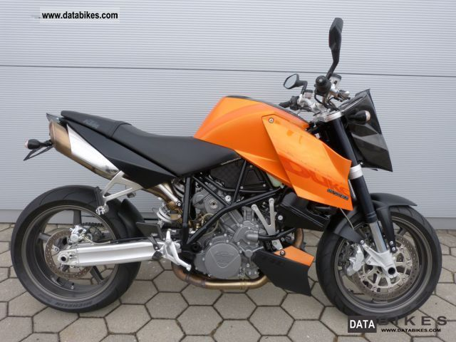 2007 KTM  990 Super Duke with dealer warranty TOP TOP Motorcycle Naked Bike photo