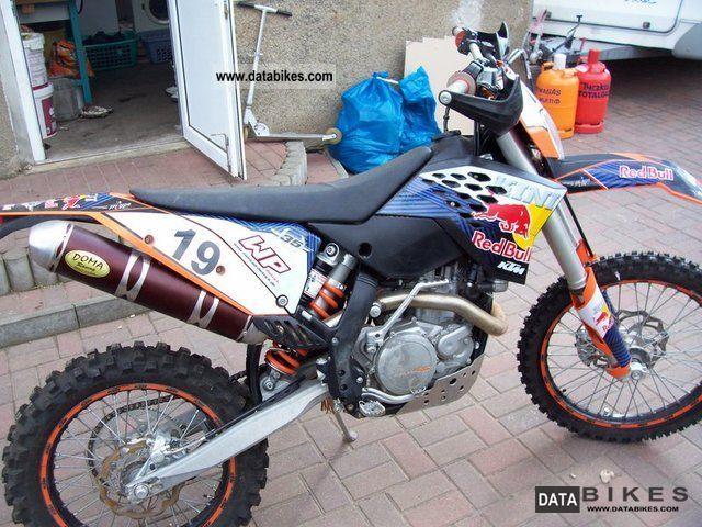 KTM  EXC Kini Edition Model 2010 2010 Enduro/Touring Enduro photo