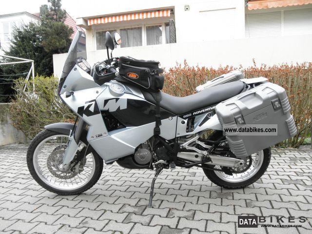 2005 KTM  950 Adventure Motorcycle Motorcycle photo