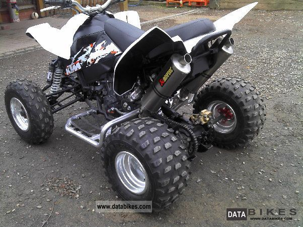 2012 KTM  690 XC LOF Motorcycle Quad photo