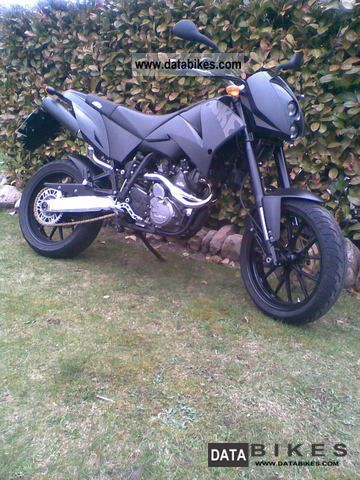 2007 KTM  Duke Motorcycle Super Moto photo
