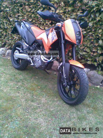 2003 KTM  Duke Motorcycle Super Moto photo