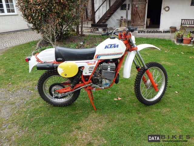 KTM  GS 340 1979 Vintage, Classic and Old Bikes photo