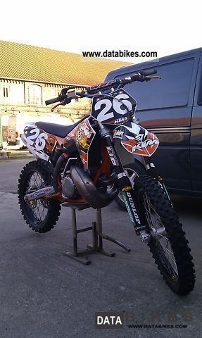 2010 KTM  SX Motorcycle Rally/Cross photo