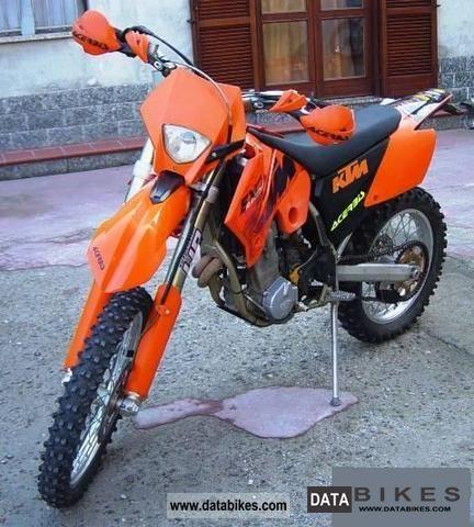 KTM  KTM 2003 Enduro/Touring Enduro photo