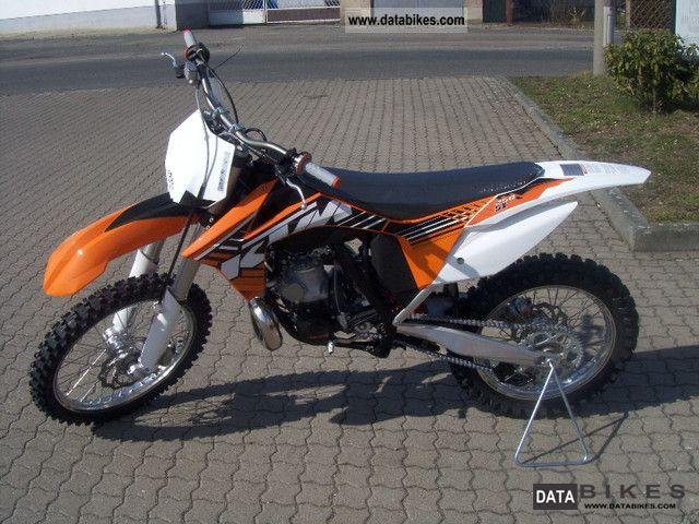 2011 KTM  250 SX Motorcycle Rally/Cross photo