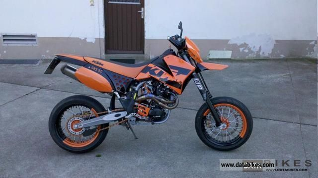 2002 Ktm 625 Sc
