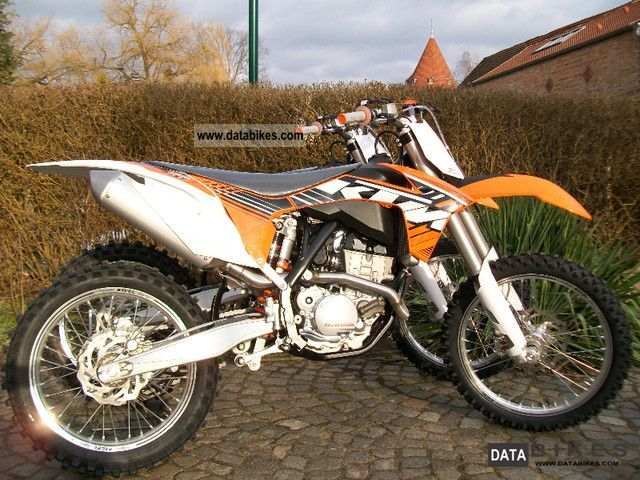 2011 KTM  250 350 SXF Motorcycle Rally/Cross photo