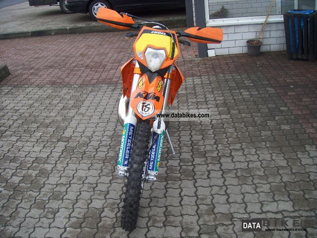 KTM  EXC 300 Factory Edition 2011 Enduro/Touring Enduro photo