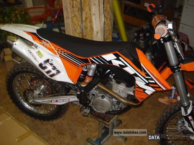 2012 KTM  sx 350 f Motorcycle Rally/Cross photo