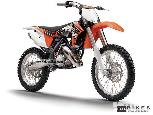 2012 KTM  SX 125, dealer with diversion Motorcycle Rally/Cross photo