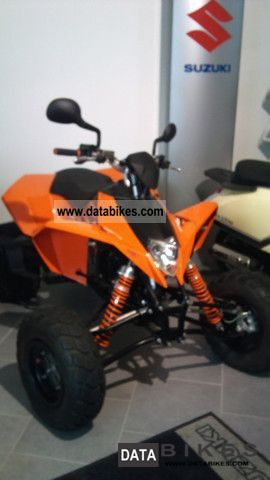 2010 KTM  QUAD - 525 XC ATV street legal! Motorcycle Quad photo