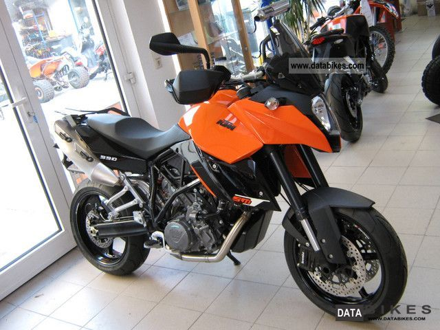 2012 KTM  990 SMT supermoto SM SM T-T ABS 2012 new 0km Motorcycle Sport Touring Motorcycles photo