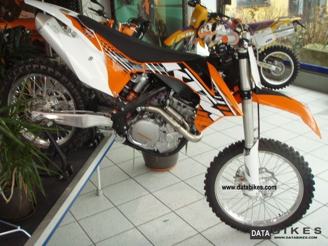 2011 KTM  450 SX-F Motorcycle Rally/Cross photo
